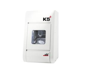 The K5+ processes a wide range of materials and indications and features revolutionary technologies.