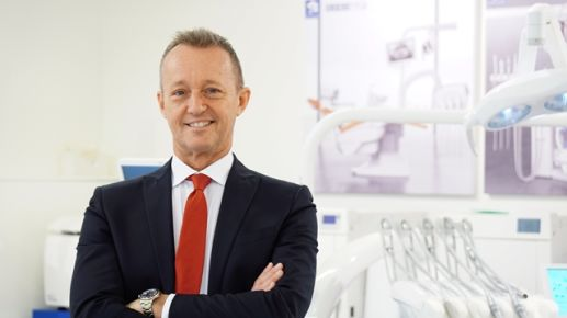 Dr. Paolo Bussolari, the new General Manager of the Cefla Group