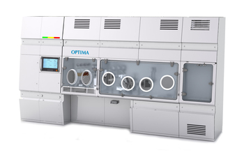 The production unit will be based on isolator technology and will significantly increase process reliability and consequently the therapies' quality. (Source: Optima)
