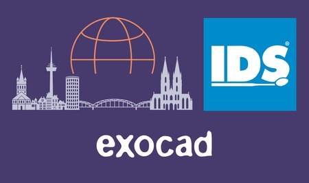 exocad announced its expanded presence at the International Dental Show (IDS) 2021 taking place between September 22-25 in Cologne, Germany. exocad will showcase its newest software releases and innovations for dental technicians and dentists on 360m² at booth A-020 in hall 3 with a multitude of demo stations. (Source: exocad GmbH)
