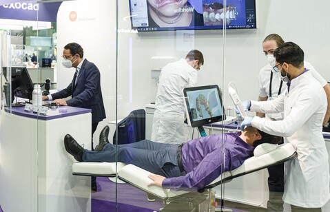 exocad announces the release of ChairsideCAD 3.0 Galway, the next generation of its easy-to-use CAD software for single-visit dentistry, at this year's International Dental Show (IDS) in Cologne, Germany. With this new release, exocad offers dentists design tools for a vast range of indications with a wide choice of integrated devices. (Source: exocad GmbH)